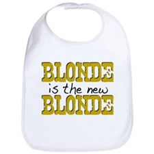 Blonde is the new Blonde Bib
