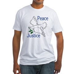 Peace and Justice Dove (Shirt)