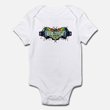 Bedford-Stuyvesant (White) Infant Bodysuit