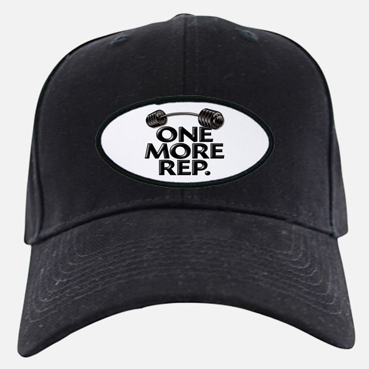 ONE MORE REP! Baseball Hat