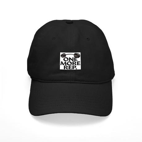 ONE MORE REP! Black Cap