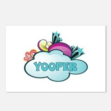 Retro Yooper Postcards (Package of 8)