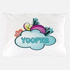 Retro Yooper Pillow Case