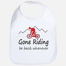 Gone riding be back whenever Bib