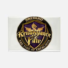 Brevard Renaissance Fair Magnets