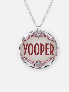 Retro Vintage Yooper Necklace