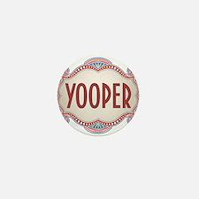 Retro Vintage Yooper Mini Button