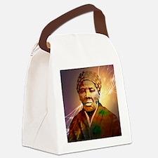Unique Harriet tubman Canvas Lunch Bag