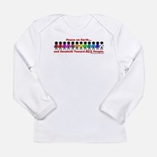 Peace On Earth (Line) Long Sleeve T-Shirt