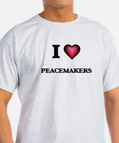 I Love Peacemakers T-Shirt