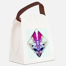 Unique Hairdressing Canvas Lunch Bag