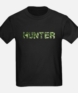 Hunter, Vintage Camo, T-Shirt