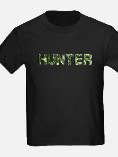Hunter, Vintage Camo, T-Shirt
