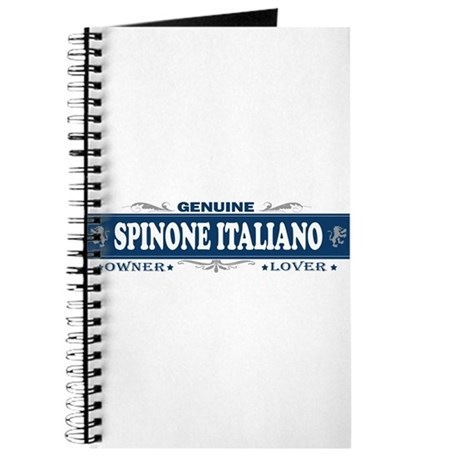 SPINONE ITALIANO Journal