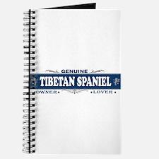 TIBETAN SPANIEL Journal