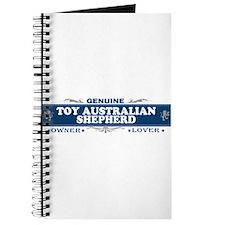 TOY AUSTRALIAN SHEPHERD Journal
