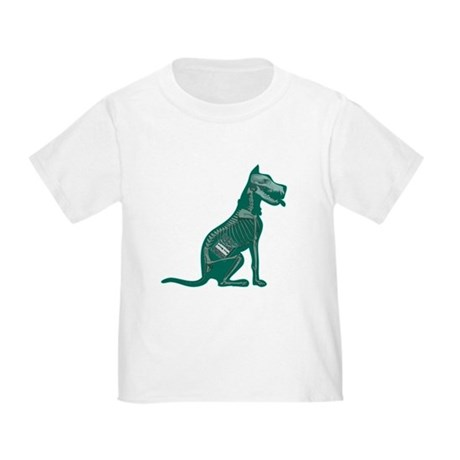 Dog Ate My Homework Toddler T-Shirt