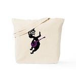 Kokopelli Banjo Tote Bag