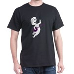 Kokopelli Banjo Dark T-Shirt