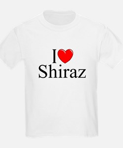 """I Love Shiraz"" T-Shirt"