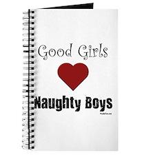 Good Girls Naughty Boys Journal