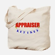 Retired Appraiser Tote Bag