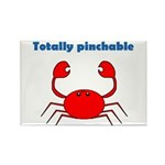 TOTALLY PINCHABLE Rectangle Magnet (100 pack)