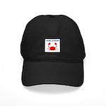 TOTALLY PINCHABLE Black Cap