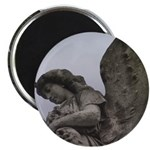 """New Orleans historic cemetery 2.25"""" Magnet (100 pa"""