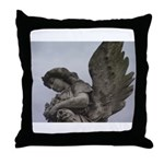 New Orleans historic cemetery Throw Pillow