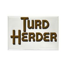 Turd Herder Magnet