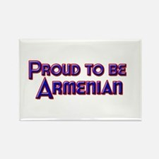 Proud to be Armenian Magnet
