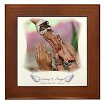 Johnny's Angels Framed Tile 2008