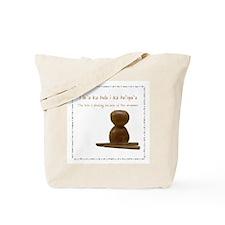 Hula Tote Bag