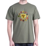 Daylily Time Dark T-Shirt