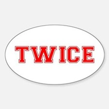 TWICE Decal