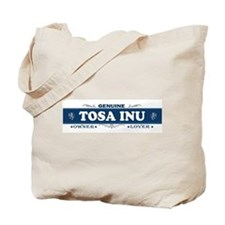 TOSA INU Tote Bag