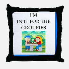 Cute Winners Throw Pillow