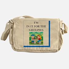 Unique Funny game Messenger Bag