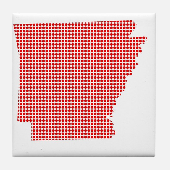 Funny Arkansas Tile Coaster