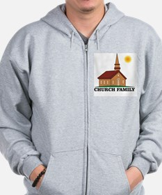 Funny Feed the hungry Zip Hoodie