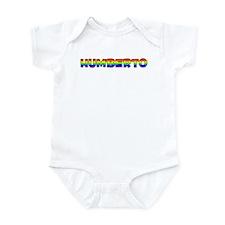 Humberto Gay Pride (#004) Infant Bodysuit