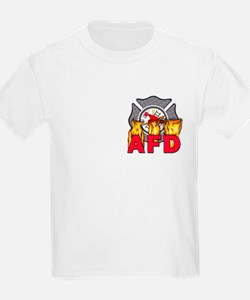 AFD Fire Department Kids T-Shirt