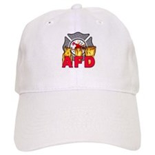 AFD Fire Department Baseball Cap