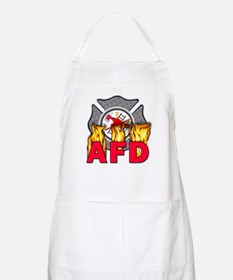AFD Fire Department BBQ Apron