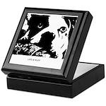 SAD DOG Keepsake Box