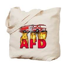 AFD Fire Department Tote Bag