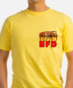 BFD Fire Department T