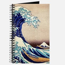 Great Wave Off Kanagawa Journal