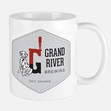 Grand River Brewing Logo Mugs
